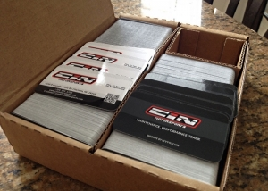 CIN Business Cards