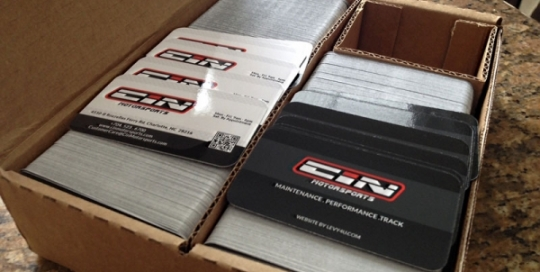 CIN Business Cards