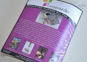 Leonardo Lampwork Flower Kit Flyer