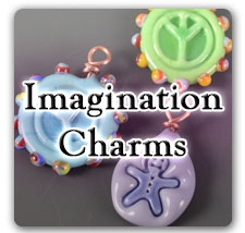Leonardo Lampwork Charm Tutorial Box Design