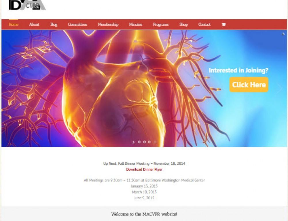 MACVPR Website